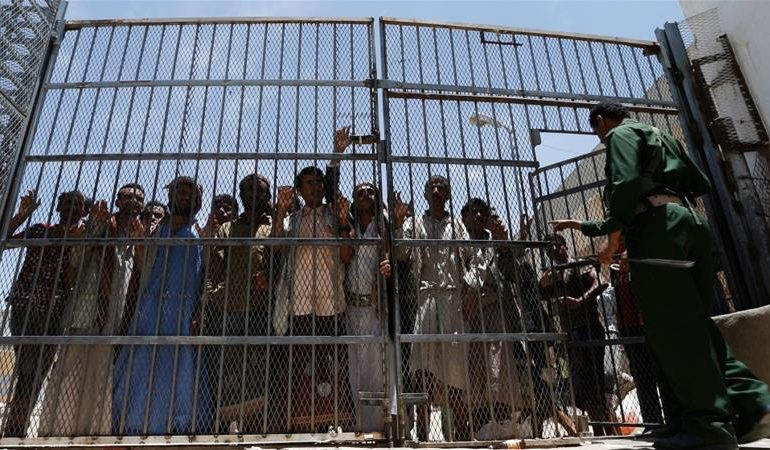 Yemeni prisoners claim UAE officers sexually torture them
