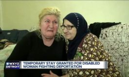 Impaired Dearborn woman set to be deported granted temporary stay