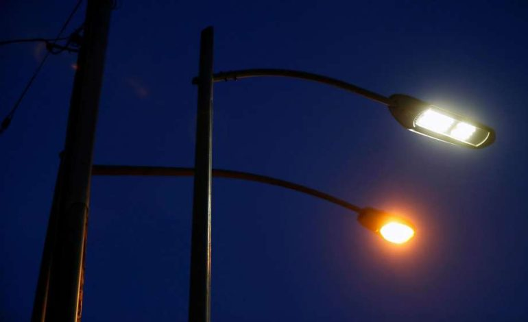 Do some of Dearborn's streets lack adequate lighting?