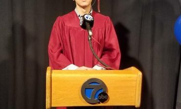 Arab American graduate honored for high achievements by WXYZ