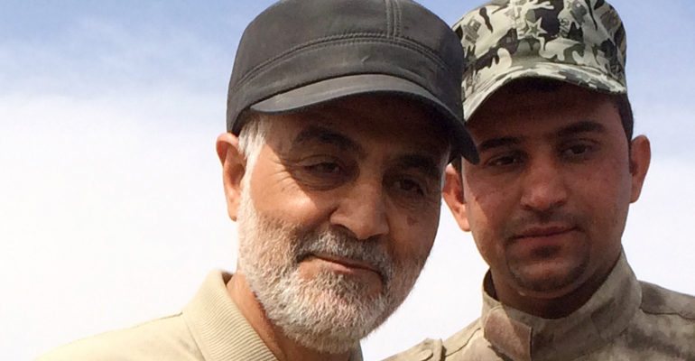 Soleimani warns Trump: 'If you begin the war, we will end it'
