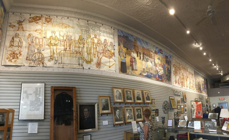 Hamtramck Historical Museum unveils new mural celebrating city's diversity