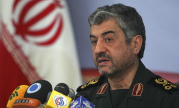 Head of Revolutionary Guards says Iranian president will never meet Trump