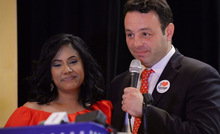 First Arab American sworn in as mayor of Paterson, New Jersey