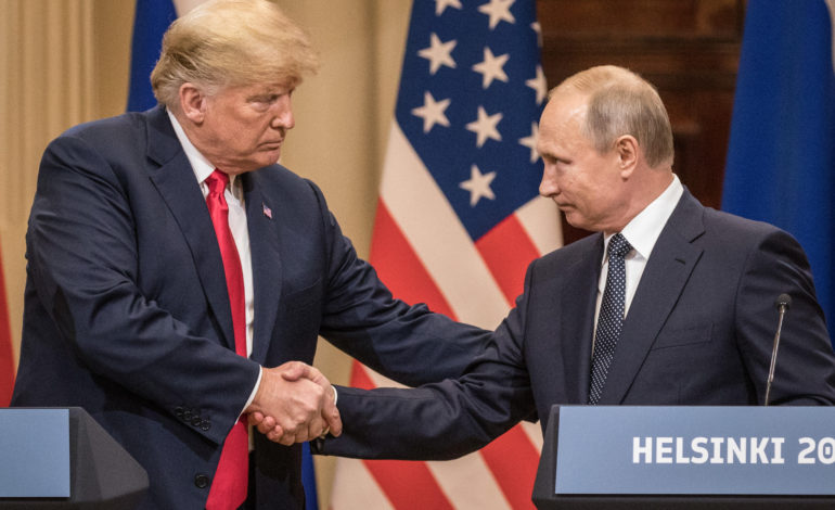The Trump-Putin summit uncovers the depth of divisions in America