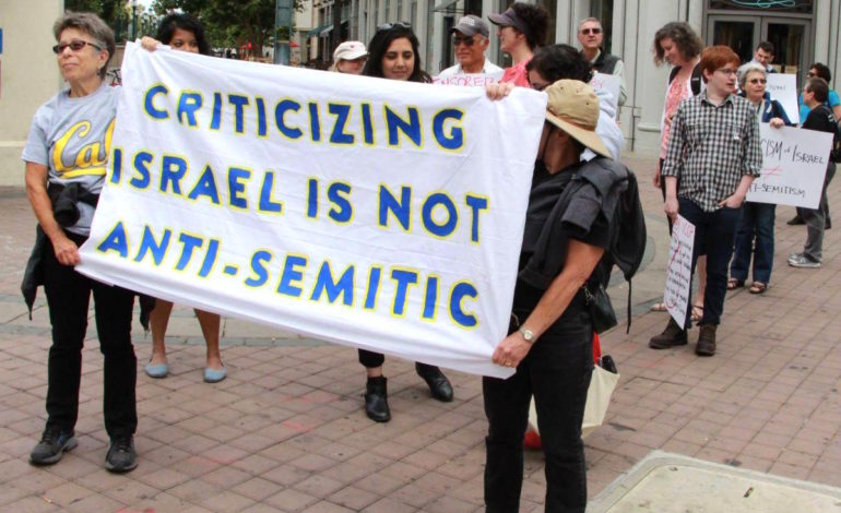 Anti-Semitism Awareness Act doesn't protect Jews – it protects Israel