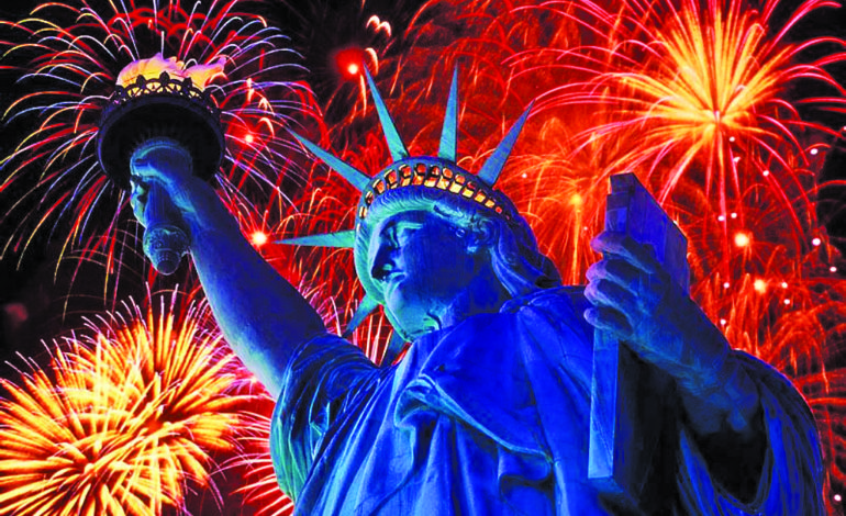 Once the fireworks of Independence Day fade, how independent are we?