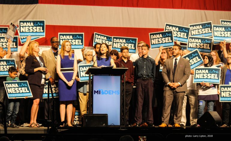 Officials, Arab American Democrats rally behind party unity ahead of elections