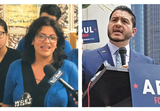 A historic election for Arab and Muslim Americans