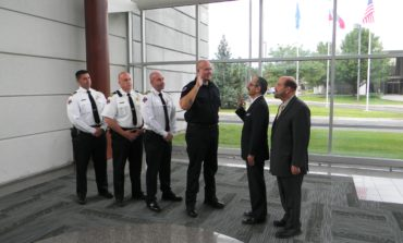 Dearborn swears in two new firefighters, no Arab Americans