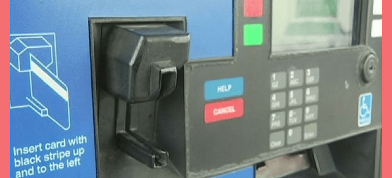 Watch out for card skimming at the gas pump