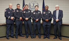 Dearborn Heights swears in new police officers, including two Arab Americans