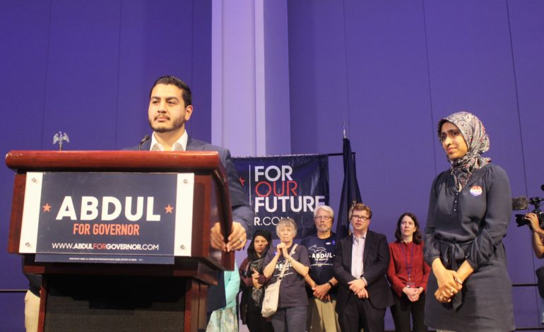 Abdul El-Sayed's gubernatorial bid sparks new engagement and hope for a progressive Michigan, despite loss