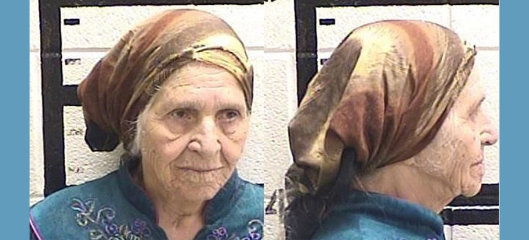 Georgia Police taser an 87-year-old Syrian grandmother with dementia