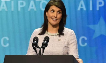 Gaza without cancer medicine as Haley blames Arabs for Washington's sins