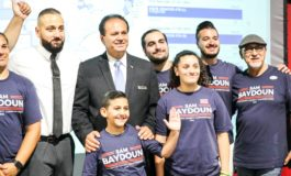 Sam Baydoun celebrates primary victory in Wayne County Commission race