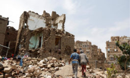 U.N.: Some Saudi-led coalition air strikes in Yemen may amount to war crimes