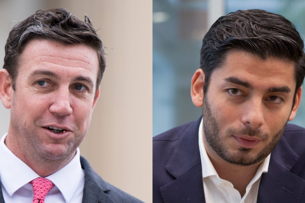 Ammar Campa-Najjar vs Duncan Hunter