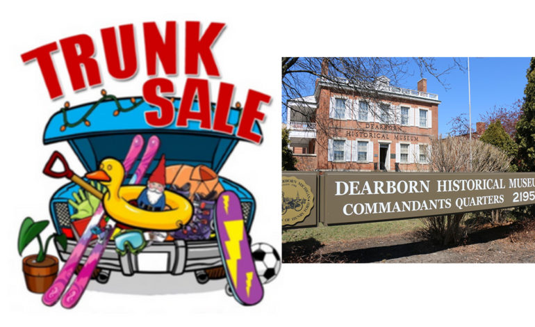 Dearborn Historical Museum holds second annual Trunk Sale