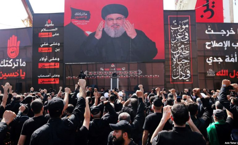 Nasrallah: Hezbollah has precision rockets despite Israeli efforts in Syria