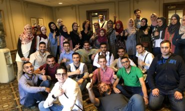 Palestinian college students take part in educational programs in Detroit and Ann Arbor