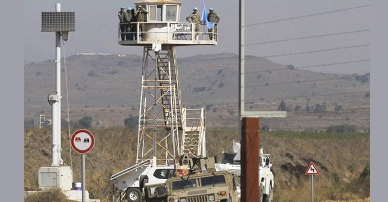 Israel prepared to reopen Golan crossing with Syria