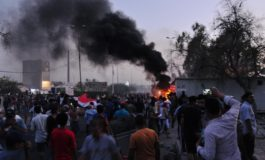 Protesters torch political party offices in Basra's continued violence
