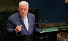 Palestinian president urges Trump to rescind Jerusalem, aid decisions