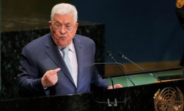 Palestinian president urges Trump to rescind Jerusalem, aid decisions