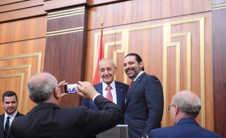 Parliament speaker Berri: Lebanon in 'intensive care' and economy 'very dangerous'