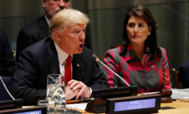 U.S. Ambassador to United Nations Nikki Haley resigns
