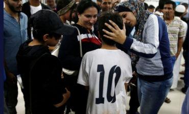Flash flood in Jordan kills several people, mostly children