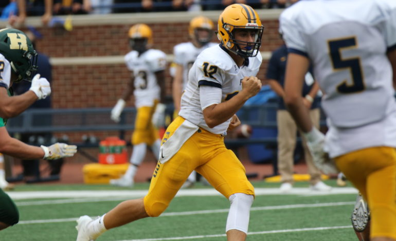 Successful Fordson High School football players hope to lead their community