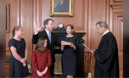 Senate confirms Brett Kavanaugh to Supreme Court of divided U.S.A.