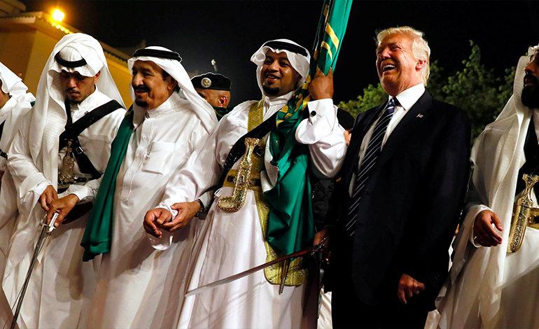 Trump won't halt Saudi arms sales over journalist disappearance