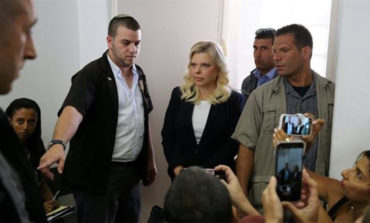 Benjamin Netanyahu's wife goes on trial for fraud