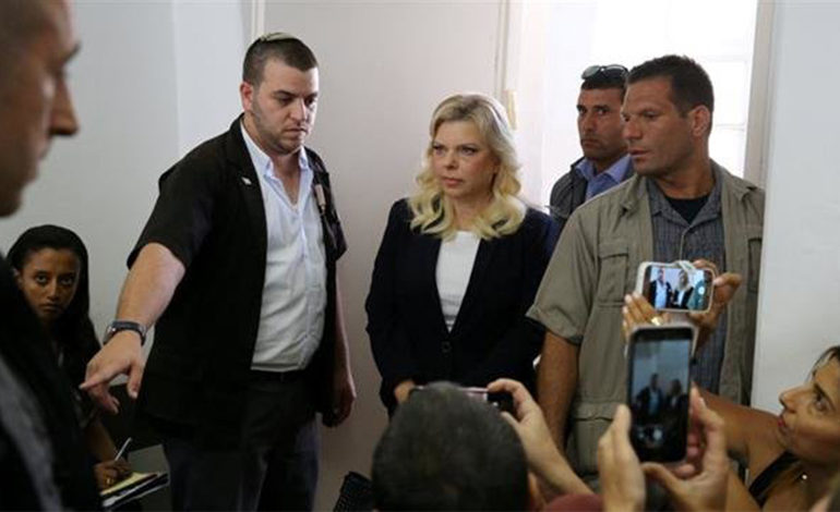 Benjamin Netanyahu's wife goes on trial for fraud