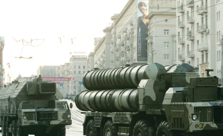 Israel, U.S. express concerns over Russian-supplied S-300 air shield in Syria