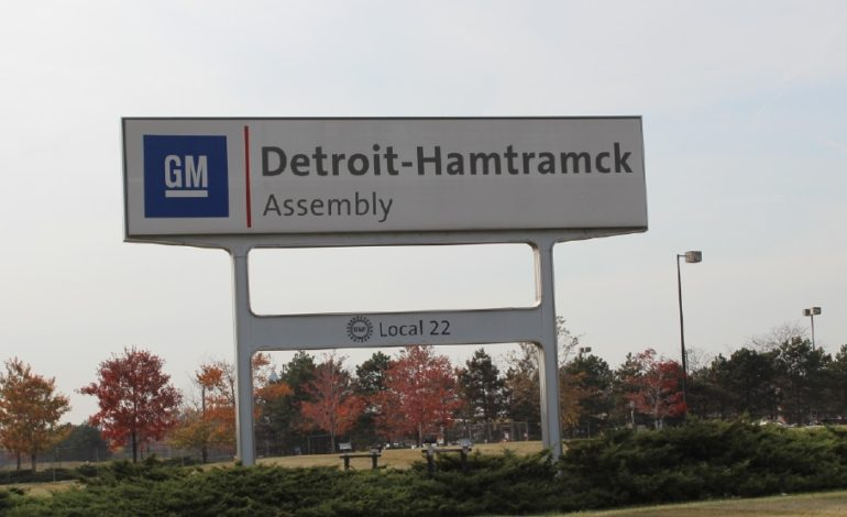 General Motors to close three assembly plants including Hamtramck