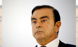 Nissan to fire Ghosn after arrest for alleged financial misconduct