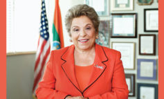 Donna Shalala second Lebanese American woman to enter Congress