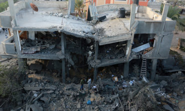 'Everything is a target': Gaza residents decry indiscriminate Israeli strikes