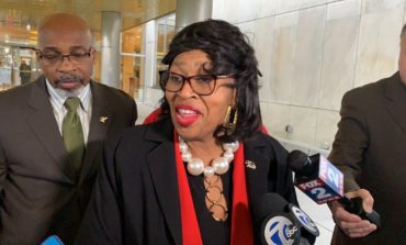 Tlaib asks Jones if she plans to step down from City Council post to serve in Congress