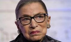 Justice Ruth Bader Ginsburg breaks three ribs due to fall