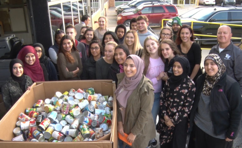 Run and walk added to Dearborn high schools' food drive event