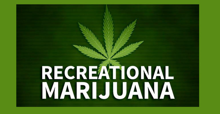 Recreational marijuana legalized in Michigan on Thursday