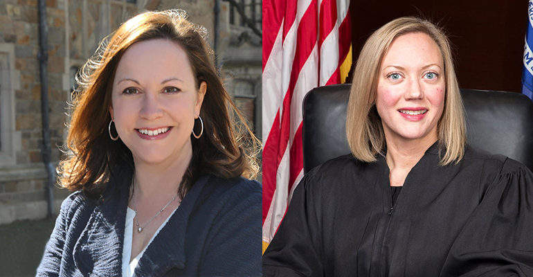 Women win both Michigan Supreme Court seats