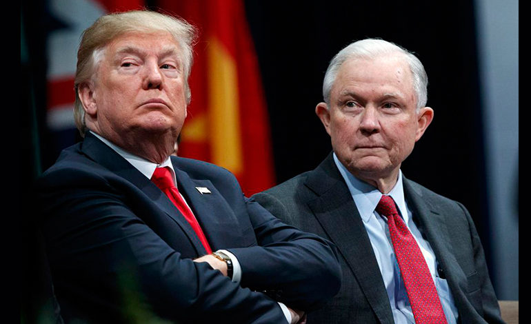 Trump fires Jeff Sessions, replaces him with Matthew Whitaker