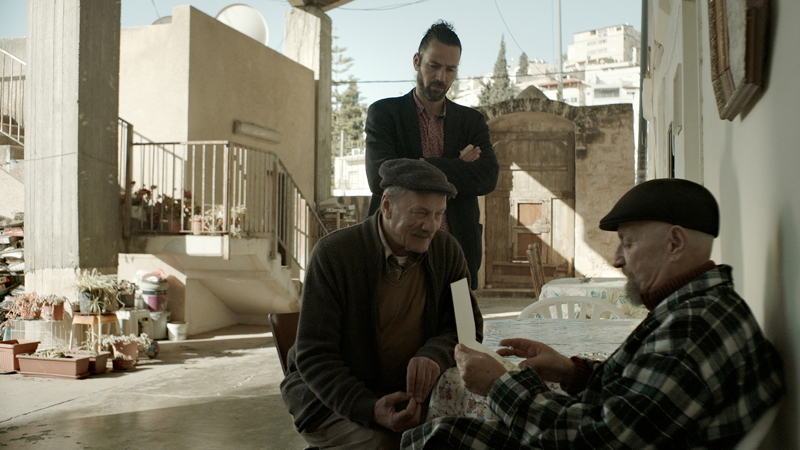 Wajib is a Palestinian wedding invitation film