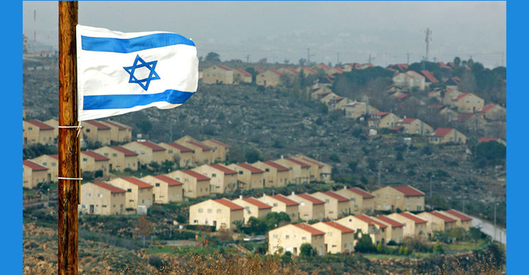 Israel will authorize thousands of illegal settler homes in occupied West Bank